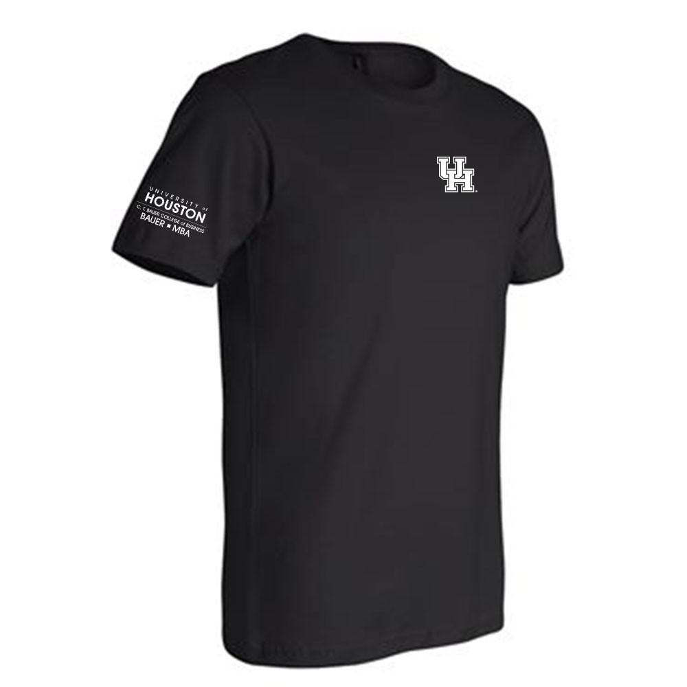 Unisex Bella + Canvas Unisex Jersey T-Shirt-Black
