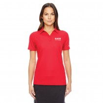 Ladies Under Armour Performance Polo - Red